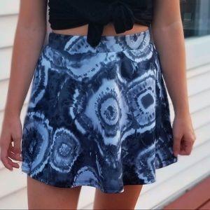 Dresses & Skirts - Kaleidoscope Print Skirt